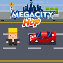Juego para niños : Megacity Hop