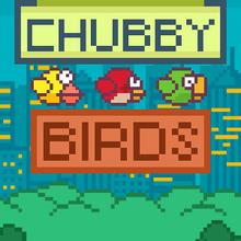 Juego para niños : Chubby Birds