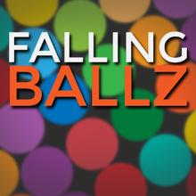 Juego para niños : Falling Ballz