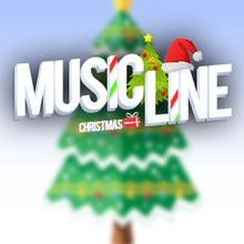 Juego para niños : Music Line Christmas