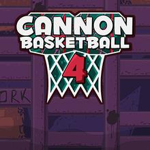 Juego para niños : Cannon Basketball 4
