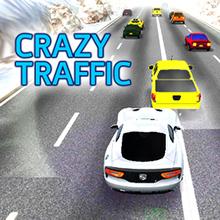 Juego para niños : Crazy Traffic