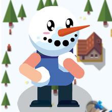 Juego para niños : Snow Battle