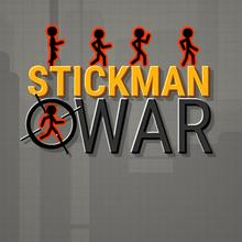 Juego para niños : Stickman War