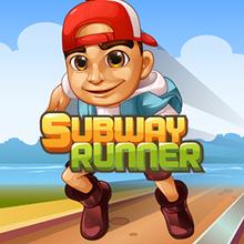 Juego para niños : Subway Runner
