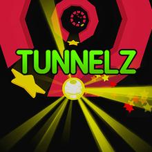 Juego para niños : Tunnelz