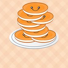 Juego para niños : Stack The Pancake