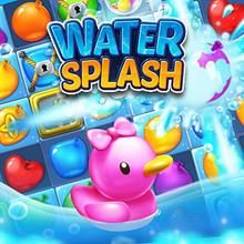 Juego para niños : Watersplash