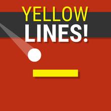 Juego para niños : Yellow Lines