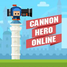 Juego para niños : Cannon Hero Online