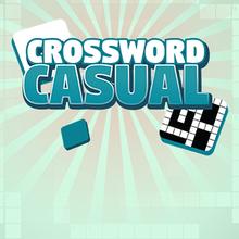 Juego para niños : Crossword Casual