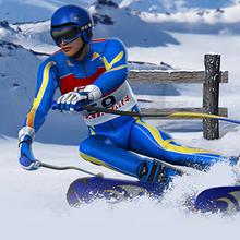 Juego para niños : Downhill Ski