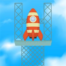 Juego para niños : Rocket Flip