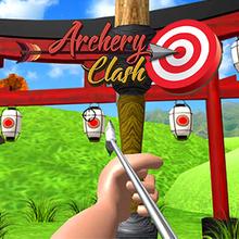 Juego para niños : Archery Clash