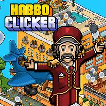 Juego para niños : Habbo Clicker