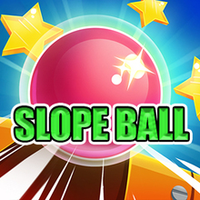 Juego para niños : Slope Ball
