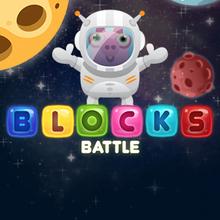 Juego para niños : Blocks Battle