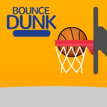 Juego para niños : Bounce Dunk