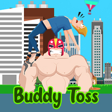 Juego para niños : Buddy Toss