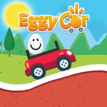 Juego para niños : Eggy Car