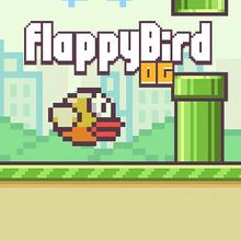 Juego para niños : FlappyBird OG