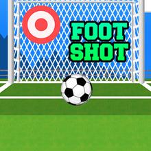 Juego para niños : Foot Shot