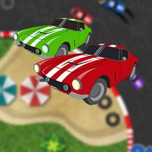 Juego para niños : Retro Car Xtreme