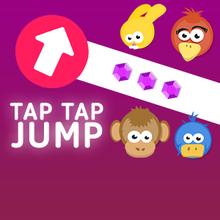 Juego para niños : Tap Tap Jump
