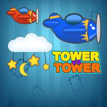 Juego para niños : Tower vs Tower