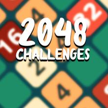 Juego para niños : 2048 Challenges