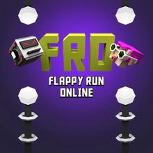 Juego para niños : Flappy Run Online