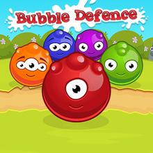 Juego para niños : Bubble Defence