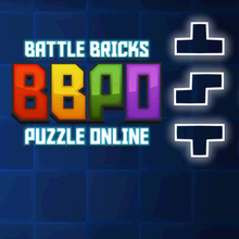 Juego para niños : Battle Bricks Puzzle Online