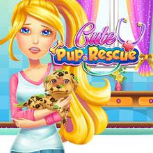 Juego para niños : Cute Puppy Rescue