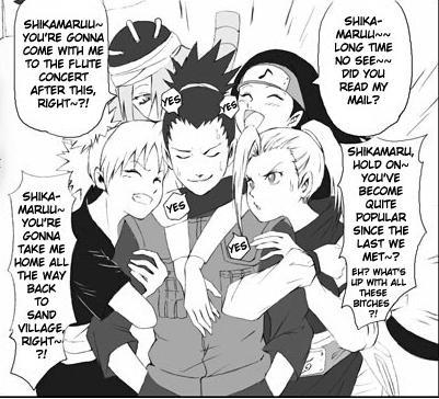 Naruto zorro de 6 colas
