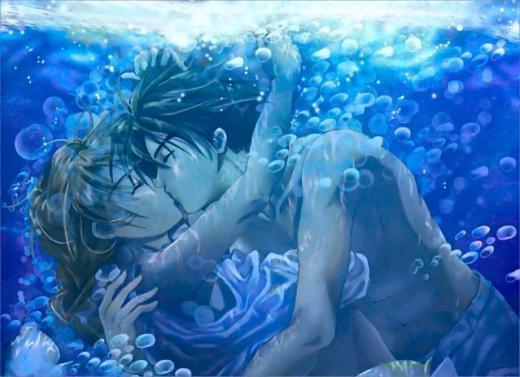Imagenes Anime romanticos muy buenos Underwater_do3