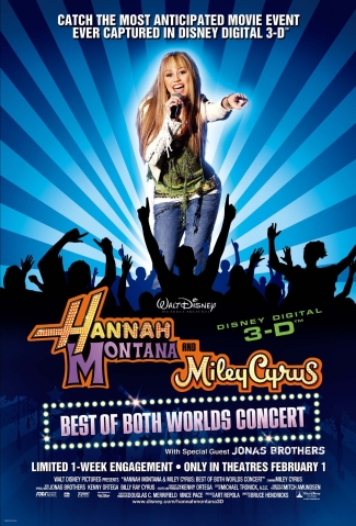 Hannah Montana & Miley Cyrus: Best of Both Worlds Concert Tour 3-D