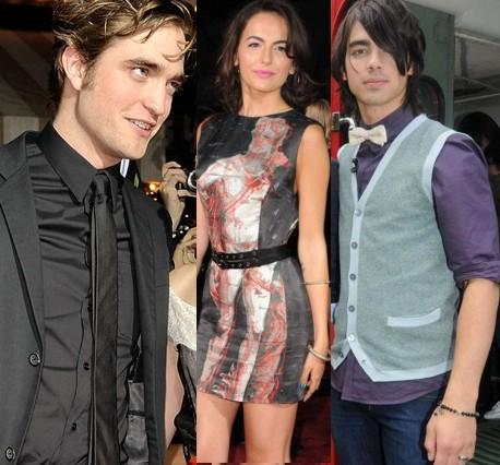 robert pattinson y su novia. Robert Pattinson,