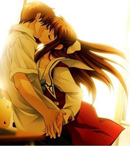 amor anime. imagenes de amor anime. lleva