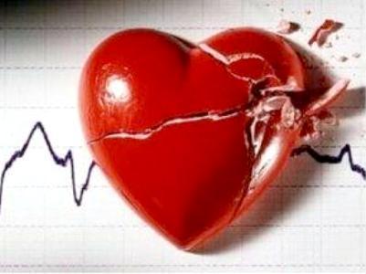 corazones rotos de amor. corazones rotos de amor