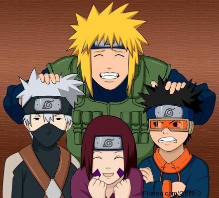 Naruto 4 ever: El cuarto HOKAGE