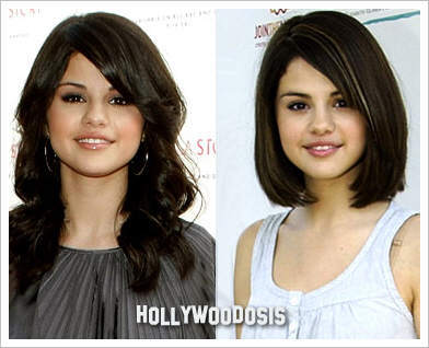 Selena gomez images short hair