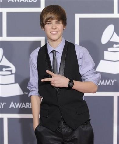 justin bieber grammys 2010. Justin Bieber, Premios Grammy