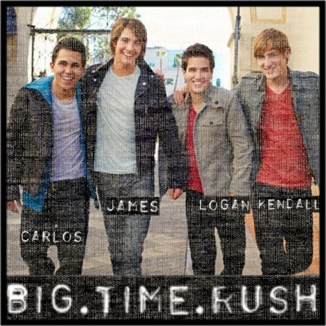 BTR Banner - big-time-rush fan art