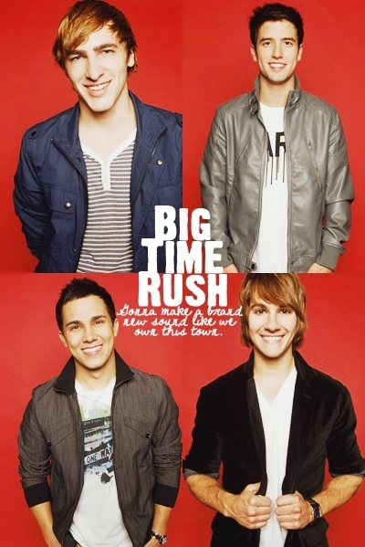 Big Tme Rush - big-time-rush fan art