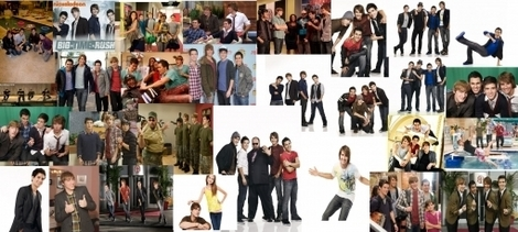 BIG TIME RUSH collage - big-time-rush fan art