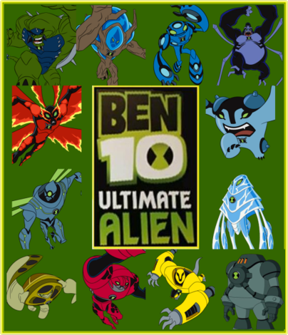 Ben 10 Ultimate Alien  Supremacia Alienigena