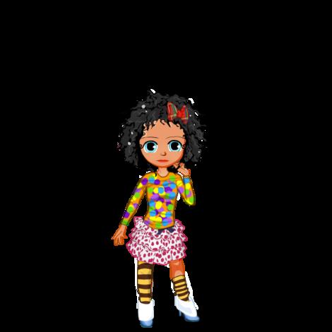 Afrocolombiano para colorear - Imagui