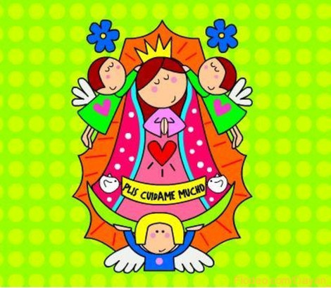 Imagenes Boniitas de la Virgen de Guadalupe