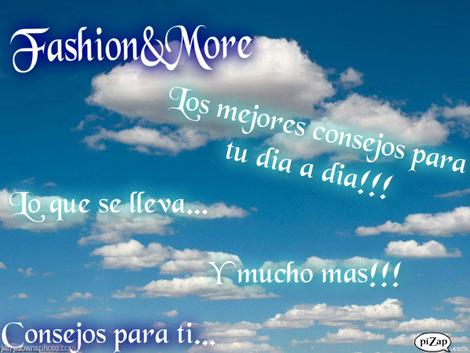Que significa Fashion&More?